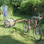 Nancarrow Barrow - Musical Bike Trailer